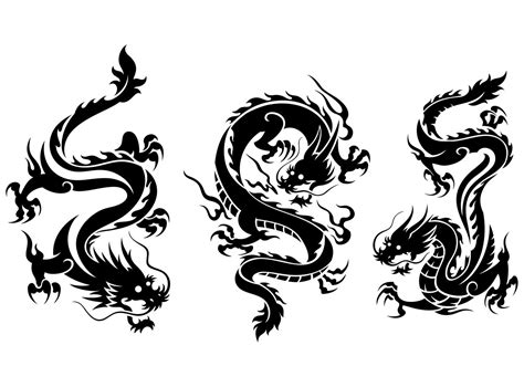 Tatouage Dragon Signification
