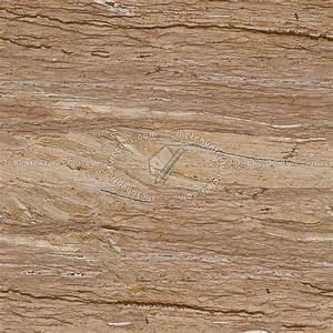 Walnut travertine slab texture seamless 02505