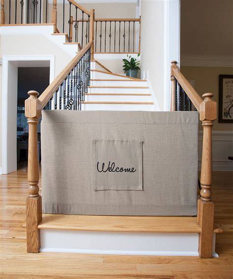 Banister Safety Gate by Another Great Find On Zulily The Stair Barrier Khaki