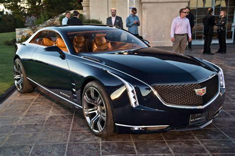 2018 Cadillac Elmiraj Concept Reveal Passenger Side Photo 2