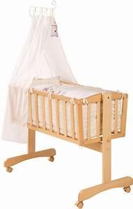 Baby Wiege Holz : baby wiege holz baby wiege babywiege holzwiege 100 cm lang massiv holz schaukelwiege ebay roba ~ Frokenaadalensverden.com Haus und Dekorationen