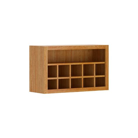 kitchen pantry storage 24x84x18 in pantry cabinet in unfinished oak dduc2418ohd 2418