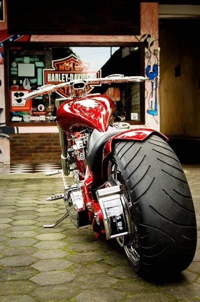 Harley Davidson Bob Modification by Modification Harley Davidson Pro
