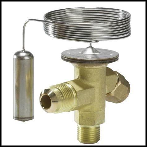 installation chambre froide détendeur thermostatique danfoss tes2 r404a