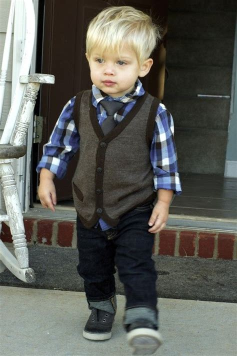 Adorable boy clothes! Sweater Vest Outfit by Olivia Carter. | kids | Pinterest | Sweater Vest ...