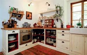 Kuchyně v retro stylu