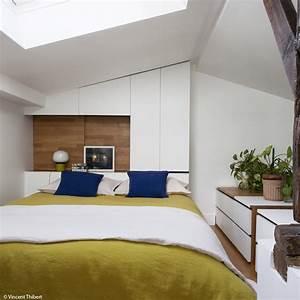 Aménagement Petite Chambre : petites surfaces grandes id es elle d coration ~ Melissatoandfro.com Idées de Décoration