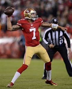 NFL Watch // Kaepernick Tames Bears in First Start ...