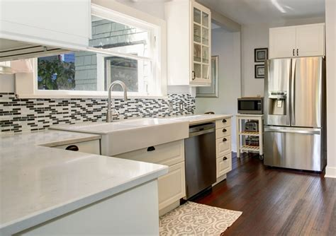 Types Of Countertop by Types Of Kitchen Countertops Image Gallery Designing Idea