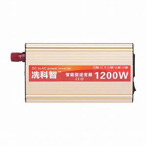 Inverters  24v  48v To Ac 220v 1200w Modified Sine