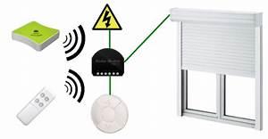 Commande Volet Roulant Sans Fil : commande volet roulant trendy accessoire moteur volet ~ Dailycaller-alerts.com Idées de Décoration