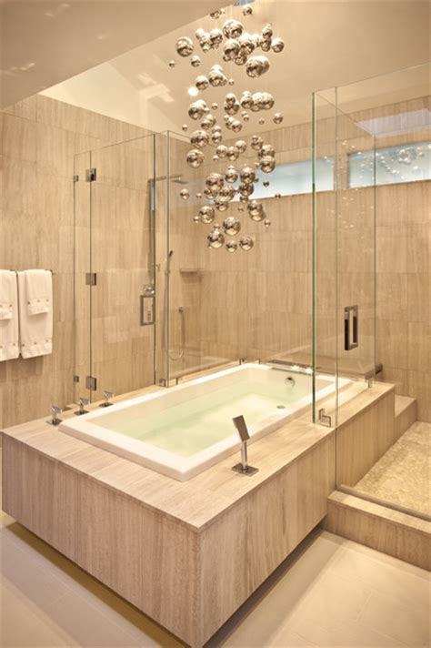 Bathroom Fixtures Los Angeles by Master Bathroom Tub Showers Contemporary Bathroom