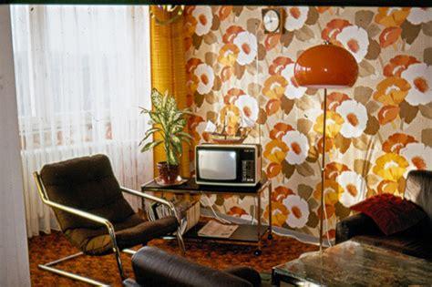 Wohnzimmer In Den 70er Jahren  In Diesem Traum Von Einem