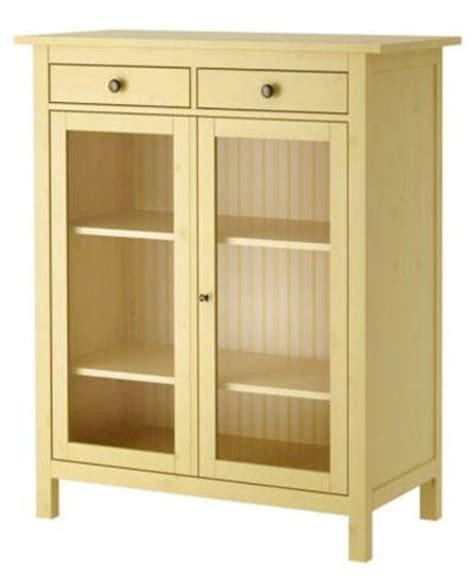 ikea hemnes linen cabinet hemnes yellow linen cabinet from ikea organizedspaces