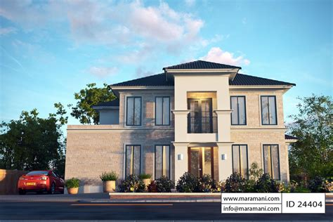 House With 4 Bedrooms by Four Bedroom Modern House Plan House Plans Maramani