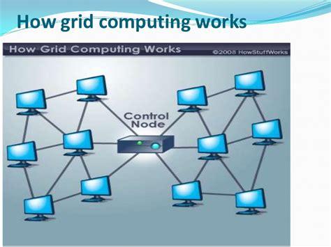 grid computing seminar
