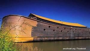 Real Life Noah U0026 39 S Ark In Netherlands