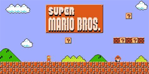 Super Mario Bros Nes Games Nintendo