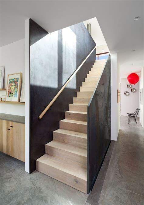 deco cage escalier  interieurs modernes  contemporains