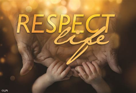 Respect Life | Immaculate Conception Parish