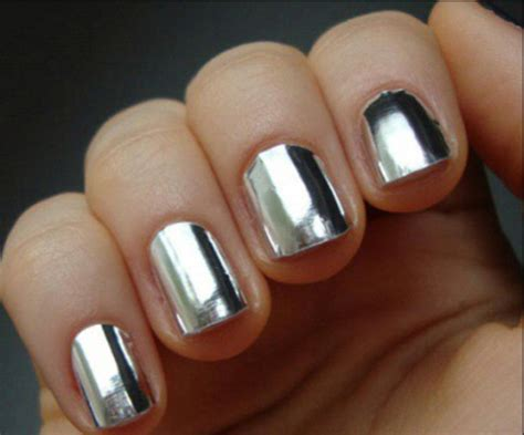 Nails, Amazing, Colorful, Nails, Silver