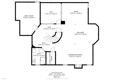 Floor Plans by 2d 3d Floor Plans Gta