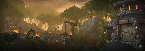 world  warcraft warlords  draenor welcomes