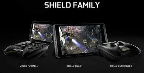 nvidia launches tegra k1 powered shield tablet starting