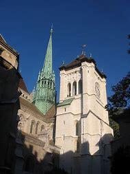 Calvinist Church Geneva