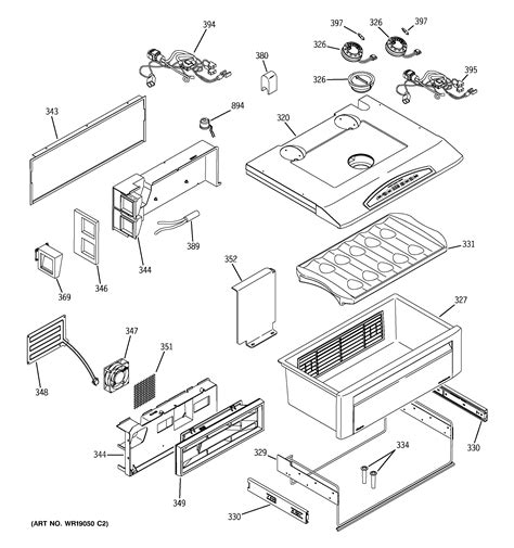ge zisbdmd side  side refrigerator parts sears partsdirect