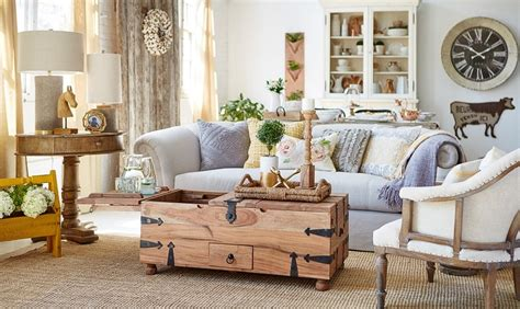 rustic home interior designs farmhouse style living room table home design