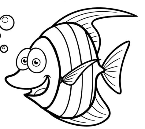 pesce da colorare per bambini pesce di aprile per bambini immagini e scherzi divertenti