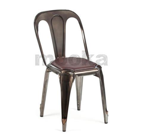 tolix marais chair cushion tolix chair mooka modern furniture