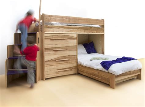 furniture brown wooden bunk bed with desk underneath furniture wood bunk bed with storage drawers