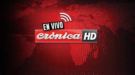 CRÓNICA TV EN VIVO - TV EN VIVO - Noticias las 24 horas