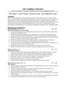 printable accountant resume sle word edit fill out