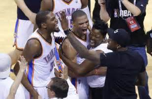 kevin durant fan page daily nba fix 5 14 14 officiating overshadows thunderous