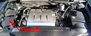 Fuse Box Diagram Cadillac Dts  2005
