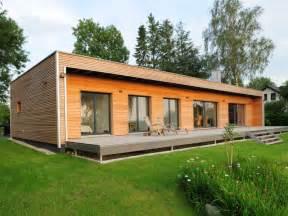 design fertighaus fertighaus mediterran baufritz bungalow modern
