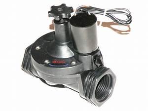 8 Station Sprinkler Timer And 4 Irrigation Valves Kit