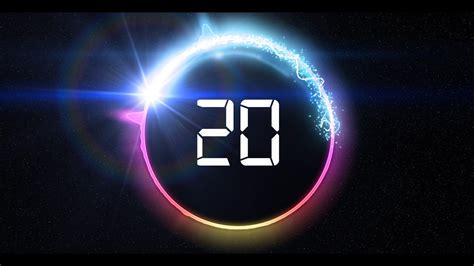 Countdown Timer 20 Sec ( V 466 ) News Theme