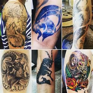 Capricorn Tattoo Ideas