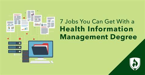jobs      health information management