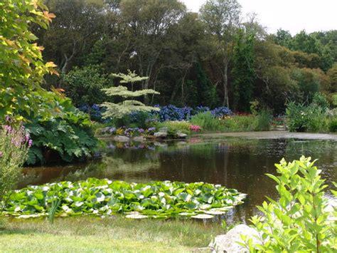 parc botanique de cornouaille association des parcs et
