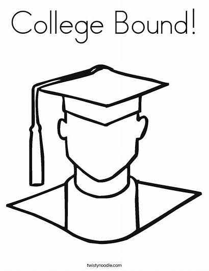 Coloring College Bound Grade Pages Worksheet Come