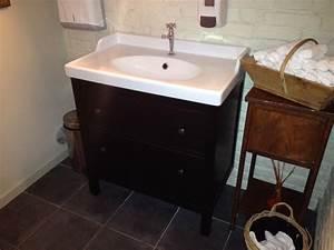Meuble Vasque Ikea : evier salle de bain castorama ~ Dallasstarsshop.com Idées de Décoration