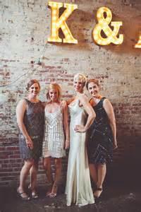 Brooklyn Speakeasy Themed Wedding