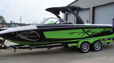 Tige Boat Graphics For Sale by Tige Boats The Toys Boating Boat Wraps
