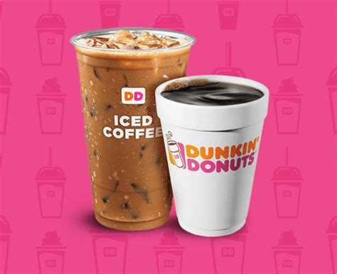 Dunkin' Donuts Pistachio Coffee Mixes Familiarity And