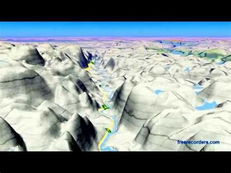 Topographic Maps Overlay In Google Earth Youtube